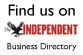 Find Us On Independent Small