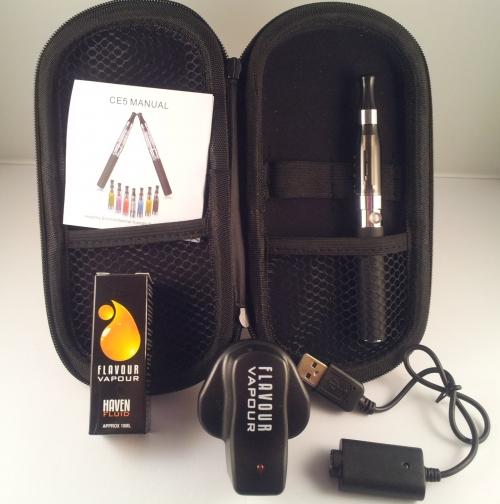 Complete ECig Starter Kit