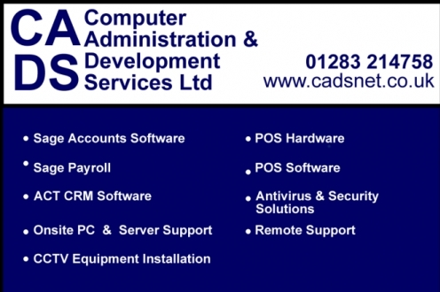 IT Support Swadlincote