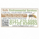 Hulls Environmental Services (Pest control)