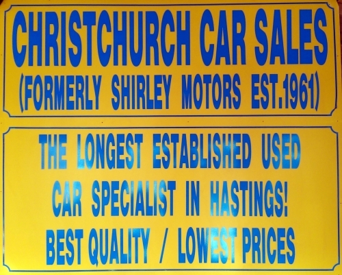 Christchurch Car Sales St Leonards Hastings