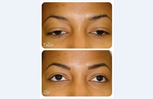 Permanent makeup Eyebrows by El Truchan @ Perfect Definition in London