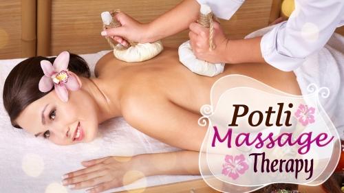 Ayurveda Potli massage