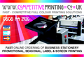 Competitive Business StationeryPrinting