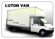 Luton Van Hire