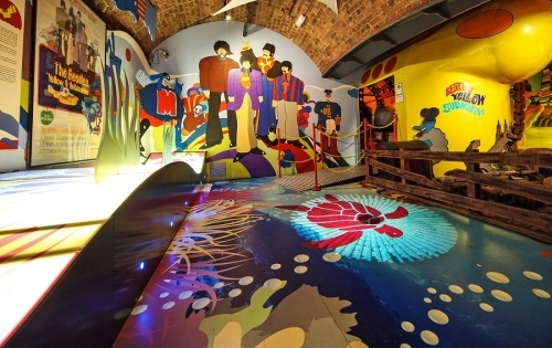 If you like the Fab Four - why not visit the Beatles Story in Liverpool
