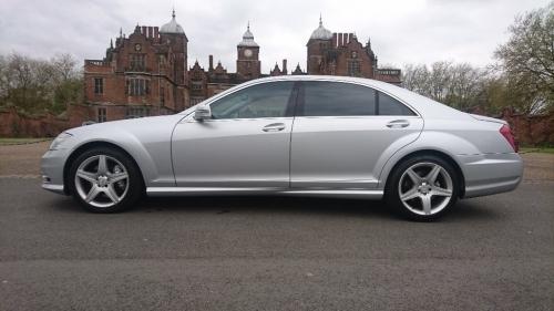 Mercedes S Class Long Wheel Base