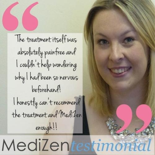 Laser Hair Removal Testimonial