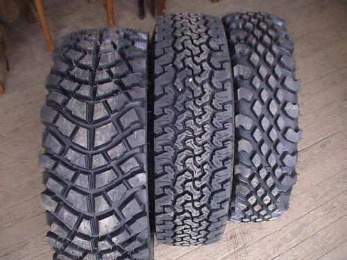 4x4 tyres