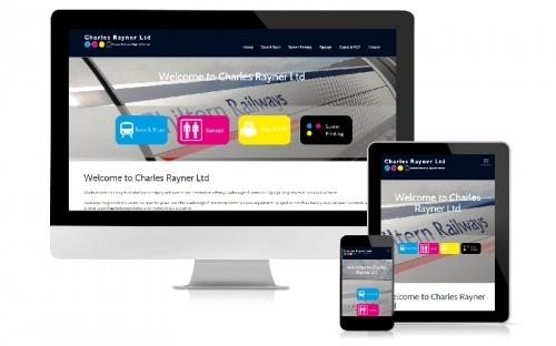 Responsive Web Design & Development Charles Rayner