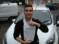 10 DRIVING LESSONS £99 IN HARROW HA1 AND SURROUNDING AREAS