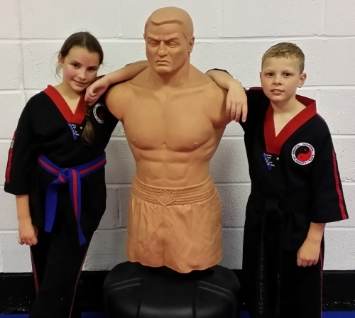 Junior Dragons Karate Class 7-12 Years
