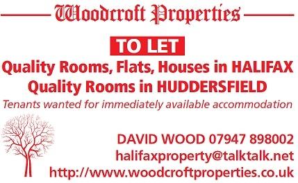 Woodcroft Properties Business Card