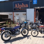 Alpha Classic Motorcycle Restorations Ltd