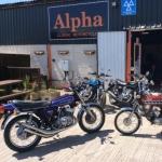 Alpha Classic Motorcycle Ltd