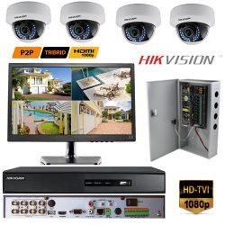 Hikvision CCTV HD-TVI 8 CH DVR