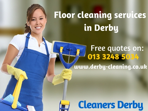 Top floor cleaning Derby
