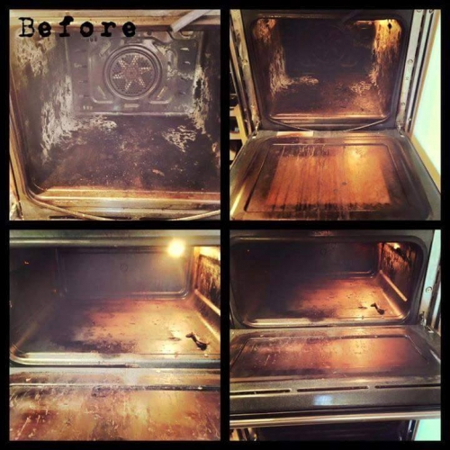 Electric Cooker Cleaning