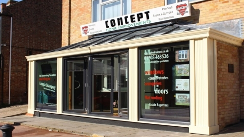 Concept Windows And Conservatories