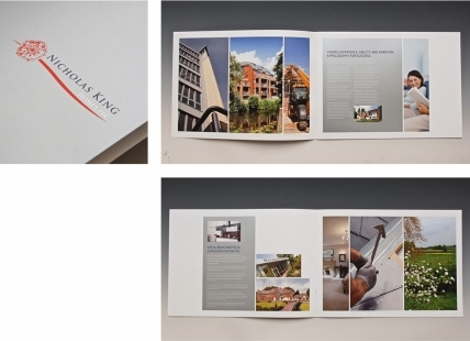 Corporate Brochure - Nicholas King Homes