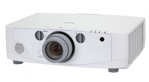 We supply, hire and install the latest multimedia LCD projectors. These can be the ultra short throw projectors - ideal for classrooms. We are have a big range of portable and desktop projectors. For the larger venues we also have the big, powerful units