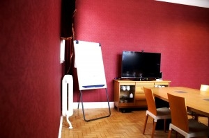 Training room for 8 delegates