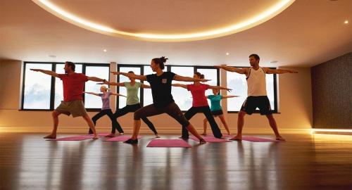 David Lloyd Stevenage In Stevenage Yoga The Independent