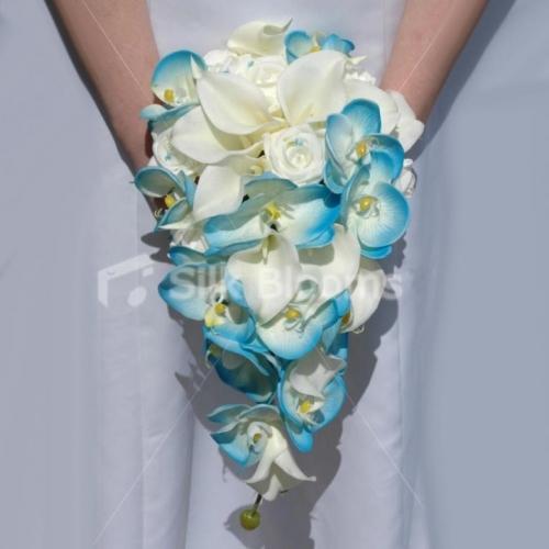 Artificial Wedding Bouquets Liverpool : Silk blooms flowers artificial in bi briggs torrance
