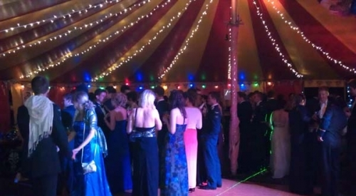 Marquee Fairy Lights festoon lighting hire devon cornwall dorset somerset