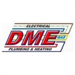DME Electrical - Plumbing - Heating contractors