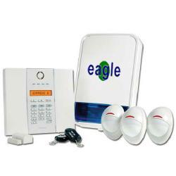 PowerMax Express E Wireless Alarm