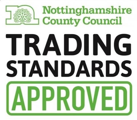 Nottingham Trading Standard Approved