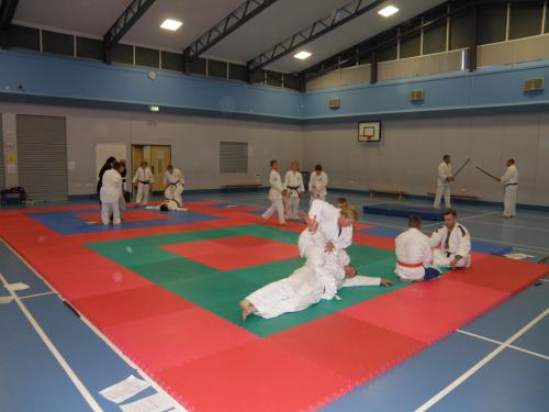 Amateur Ju-Jitsu Academy in Chesterfield - Martial Arts Clubs in S40 1DL ...