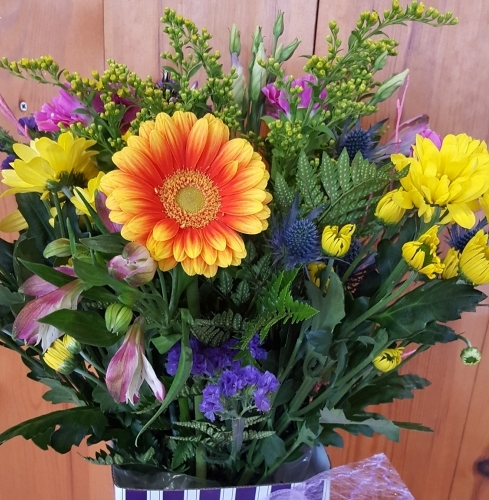 Wedding Flowers Cumbria: Fearon Flowers, Florists In Workington