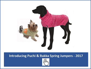 Dog Jumpers - all paw sizes and body shapes