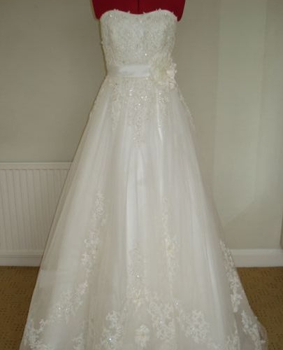 Ellis Bridal 14896