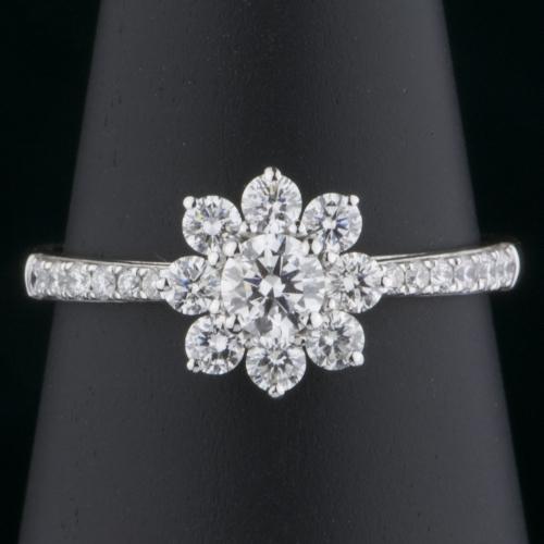 Diamond Multi-stone 18ct Gold