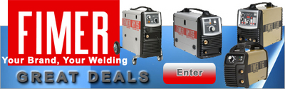 Fimer welders and  welding equipment