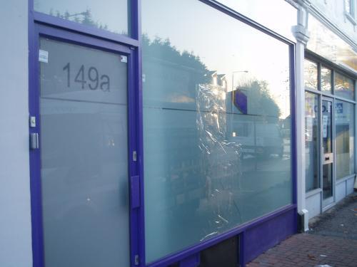 Shop Front Repairs London