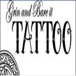 Grin & Bear It Tattoo