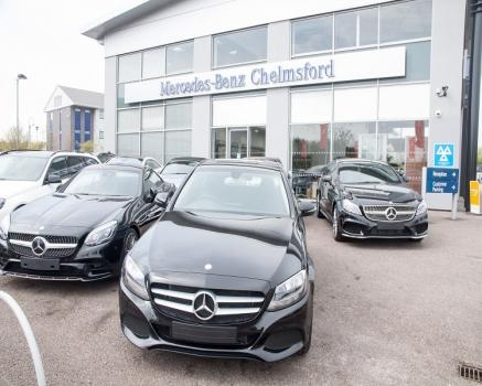 Mercedes Benz Chelmsford Car Dealers In Chelmsford