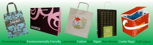 Promotional Shopping Bags and Branded Corporate Cooler Bags