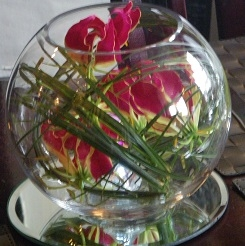 Small Gloriosa Fishbowl