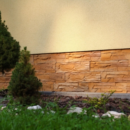 Cusco Tan - External Stack Stone Panels
