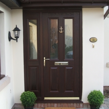 Composite Door and Sidelight