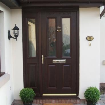 Composite Door and Sidelight