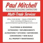 Paul Mitchell Plastering & Building Contractors