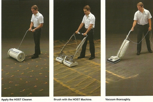 Host Carpet Cleaning in St Albans.