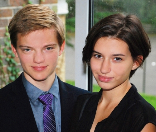 Greenfields Independent Day and Boarding School, sixth form students