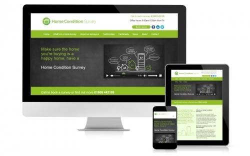 Responsive Web Design & Development Home Condition Survey